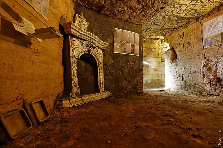 odessa-catacomb